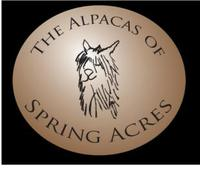 The Alpacas of Spring Acres - Logo