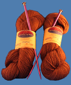 Yarn - Shamus Alpaca