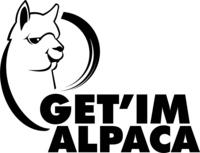 GET'IM ALPACA - Logo