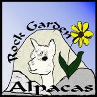Rock Garden Alpacas - Logo