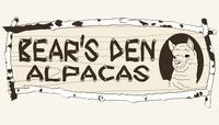 Bear's Den Alpacas - Logo