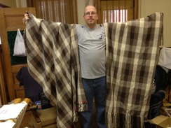 Photo of Hand Woven Blanket
