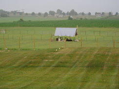 Our humble beginnings as an Alpaca Farm in PA,2004