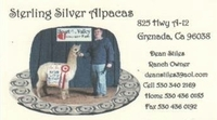 Sterling Silver Alpacas - Logo
