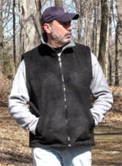 Moose Head Vest