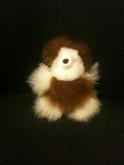 Pocket Alpaca Bear