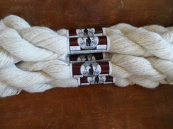 100% Suri Alpaca Yarn (White)