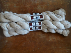 Photo of 100% Suri Alpaca Yarn (Lt. Fawn)