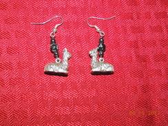 Photo of Sterling Kushed Alpaca earrings 3