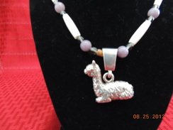 Photo of Sterling Big Al Necklace 5