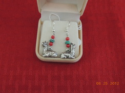 Photo of Sterling Alpaca Kushed earrings 5