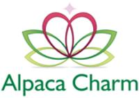 Alpaca Charm - Logo