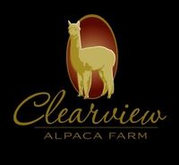 Clearview Alpaca Farm - Logo
