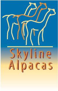 Skyline Alpacas - Logo