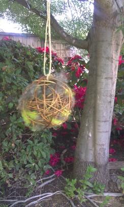 Nesting Balls