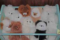 Stuffed Alpaca Bears