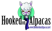 Hooked On Alpacas - Logo