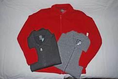 Polo Zip Sweater