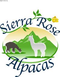 Sierra Rose Alpacas - Logo