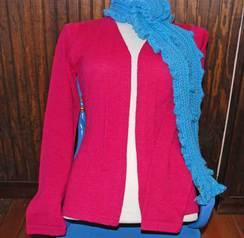 Buttonless Jacket
