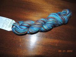 """Rocky Mountain"" Handpainted Yarn"
