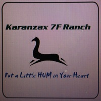 Karanzax 7F Ranch - Logo