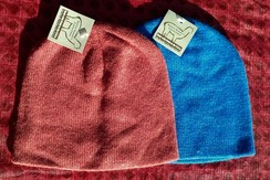 Dyed Beenie Hats