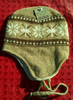 Photo of Snowflate Earflap Hat