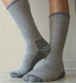 Photo of My Comfy Alpaca Socks Sports/Hunting