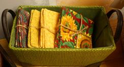 Hand Sewn Coasters