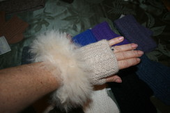 Photo of Foo Foo Fingerless Gloves