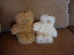 Alpaca Teddy Bears