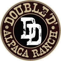 Double D Alpaca Ranch - Logo