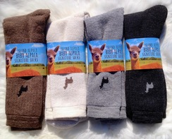 Baby Alpaca Signature Sock