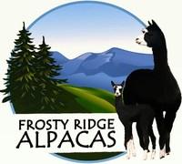 Frosty Ridge Alpacas - Logo