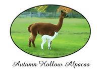 Autumn Hollow Alpacas - Logo