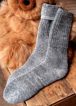 Photo of Ultimate Outdoor Alpaca Socks