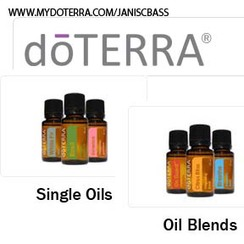 Photo of DoTerra Essential Oils