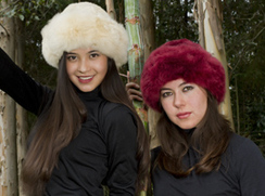 Photo of BABY ALPACA FUR HATS