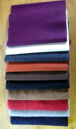 Photo of Woven Alpaca Scarves