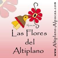 Las Flores del Altiplano Alpacas - Logo
