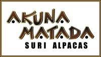 Akuna Matada Suri Alpacas - Logo
