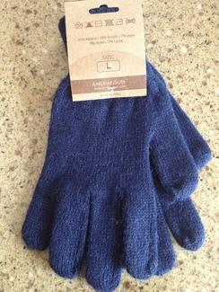 Andean Sun Alpaca Gloves