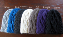 Trenza Knitted Hat