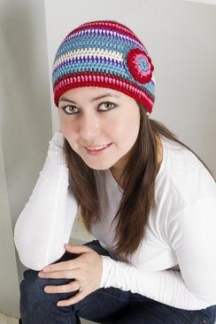 Ariana Alpaca Hat