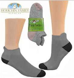 Alpaca Golf Socks