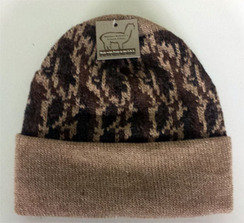 Camo Watch Cap
