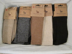 Alpca Copper Crew Socks