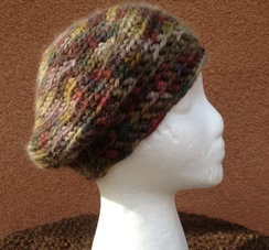Photo of Lollypop Line Hat: Fall Days