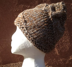 Photo of Linda's Workshop: Snail Sail Med Brown